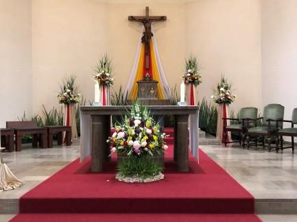 geen publieke vieringen in onze kapellen