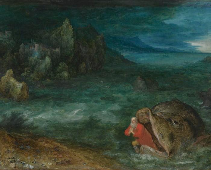 Jona: een profeet op zee